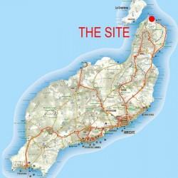 Building site map