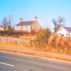 Welsh farmhouse