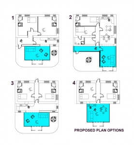 Propsed plan options
