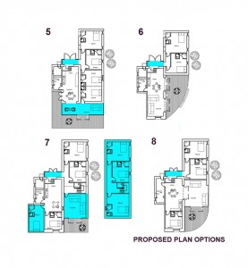 Proposed plan options ii