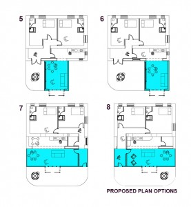 Propsed plan options ii