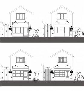 Elevation design options