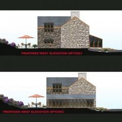 Bespoke design welsh cottage conversion.