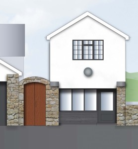 Street elevation option