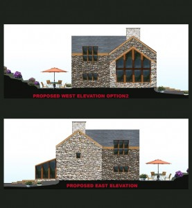 Proposed elevations 3
