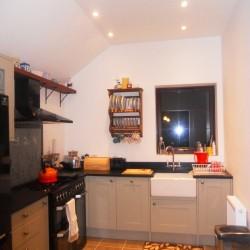 Cottage kitchen extension