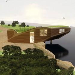 Organic timber design