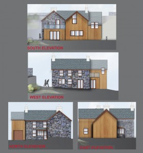 Elevations timber option