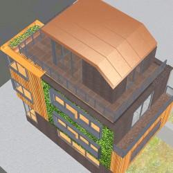 Option:-Roof terrace